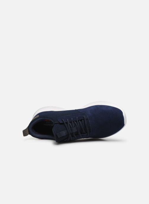 Scarpe sportive Skechers Bounder Skichr Azzurro immagine sinistra