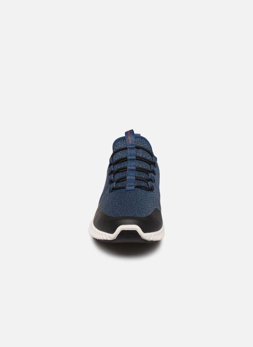 Chaussures de sport Skechers Paxmen Trivr Bleu vue portées chaussures