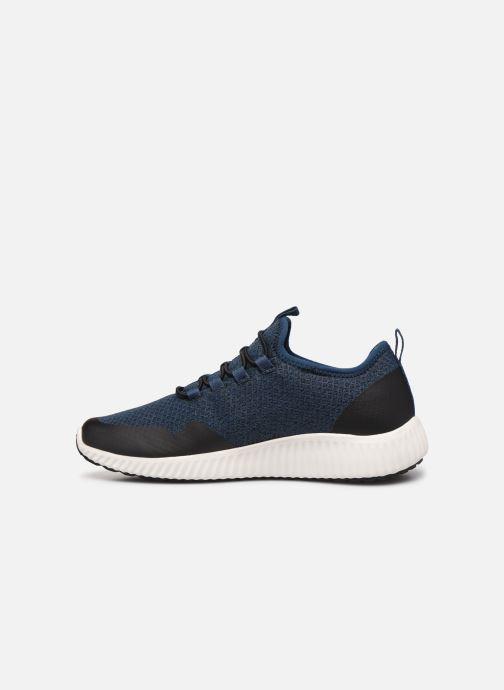 Chaussures de sport Skechers Paxmen Trivr Bleu vue face