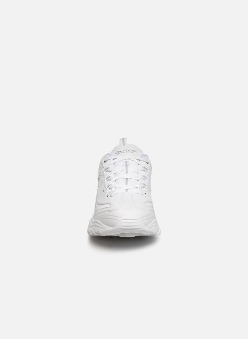 Sneakers Skechers D'Lites Buffston Hvid se skoene på