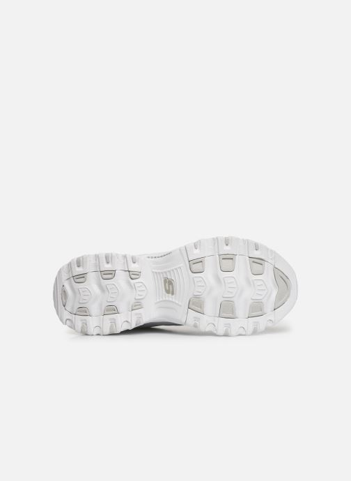 Sneakers Skechers D'Lites Buffston Hvid se foroven