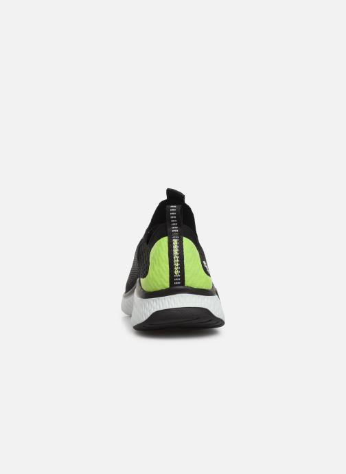 Scarpe sportive Skechers Solar Fuse Nero immagine destra
