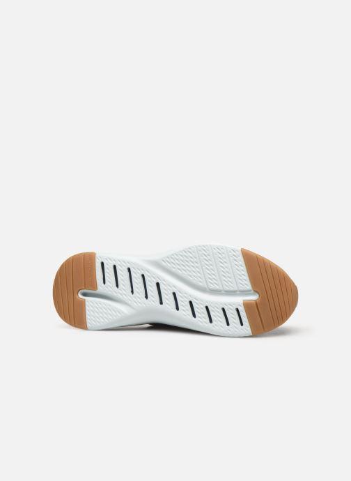 Chaussures de sport Skechers Solar Fuse Bleu vue haut