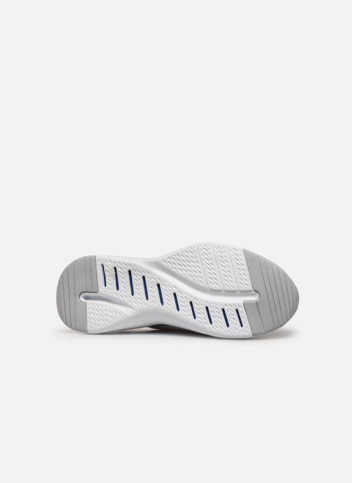 Chaussures de sport Skechers Solar Fuse Blanc vue haut
