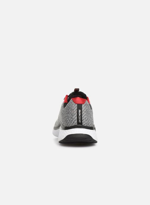 Chaussures de sport Skechers Solar Fuse Kryzik Gris vue droite