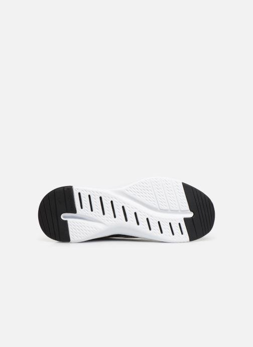 Chaussures de sport Skechers Solar Fuse Kryzik Gris vue haut