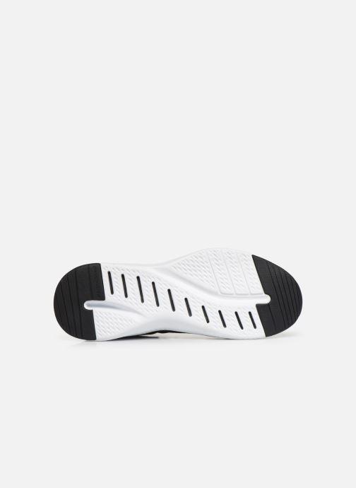 Chaussures de sport Skechers Solar Fuse Kryzik Bleu vue haut