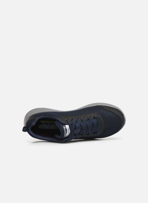 Sportssko Skechers Ultra Flex M Blå se fra venstre