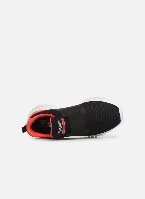 Chaussures de sport Skechers Depth Charge 2.0 Noir vue gauche