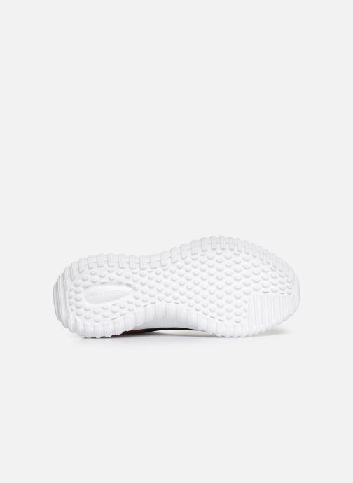 Chaussures de sport Skechers Depth Charge 2.0 Noir vue haut
