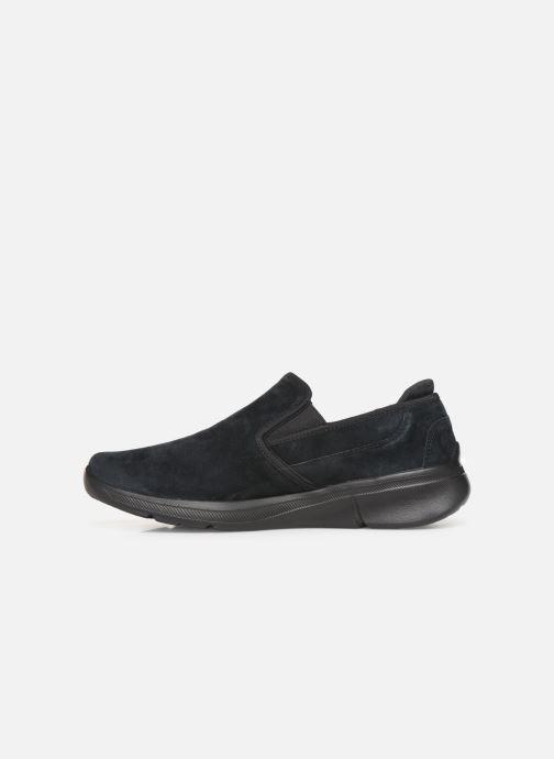 Sneaker Skechers Equalizer 3.0 Substic schwarz ansicht von vorne