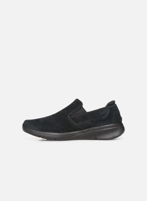 Baskets Skechers Equalizer 3.0 Substic Noir vue face