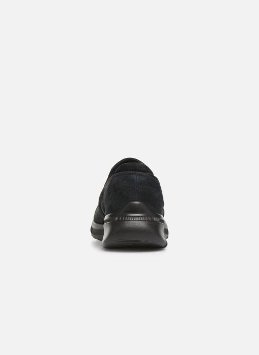 Sneaker Skechers Equalizer 3.0 Substic schwarz ansicht von rechts