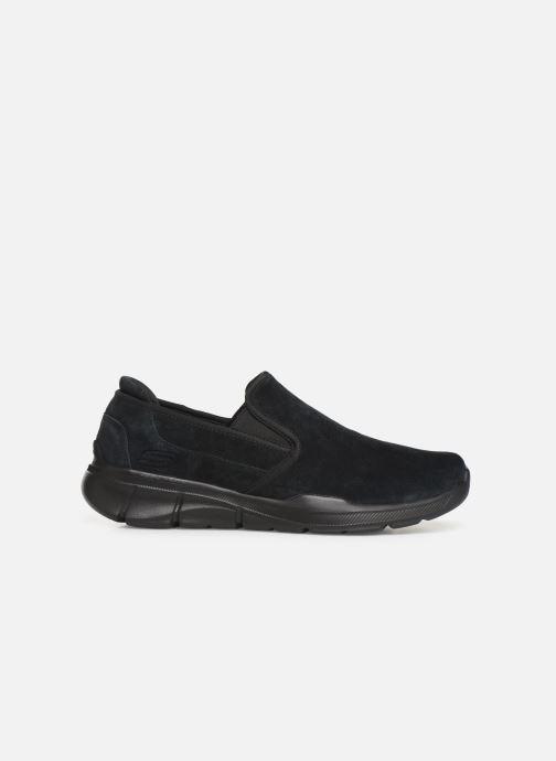 Sneaker Skechers Equalizer 3.0 Substic schwarz ansicht von hinten
