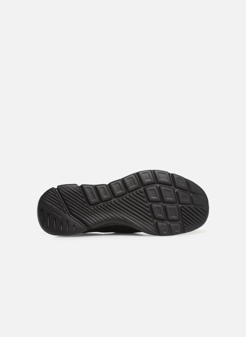 Sneaker Skechers Equalizer 3.0 Substic schwarz ansicht von oben