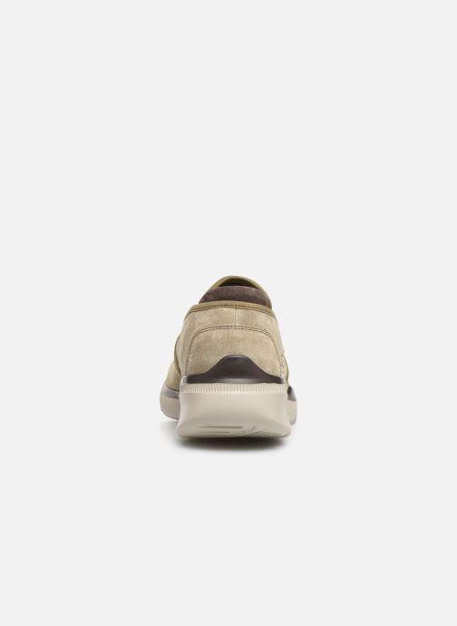 Sneakers Skechers Equalizer 3.0 Substic Beige Se fra højre
