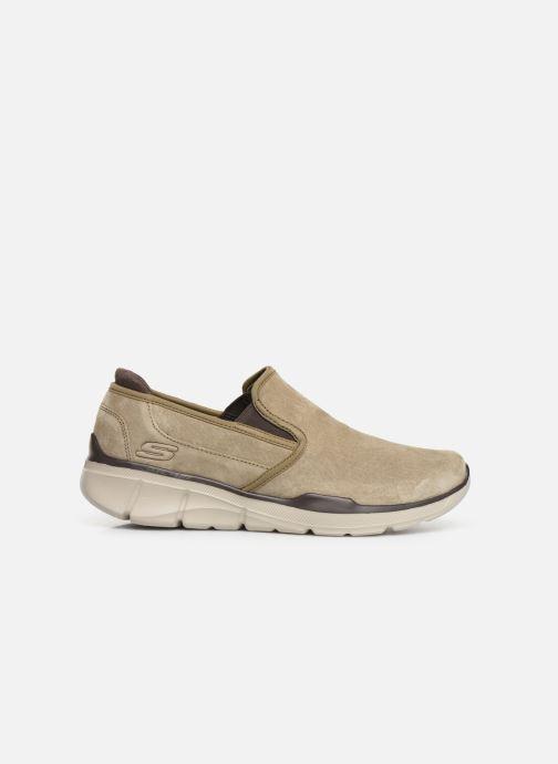 Sneakers Skechers Equalizer 3.0 Substic Beige se bagfra