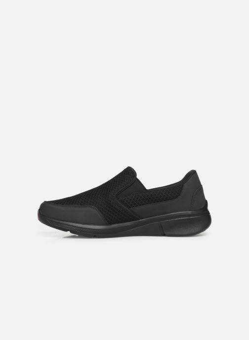 Baskets Skechers Equalizer 3.0 Bluegate Noir vue face