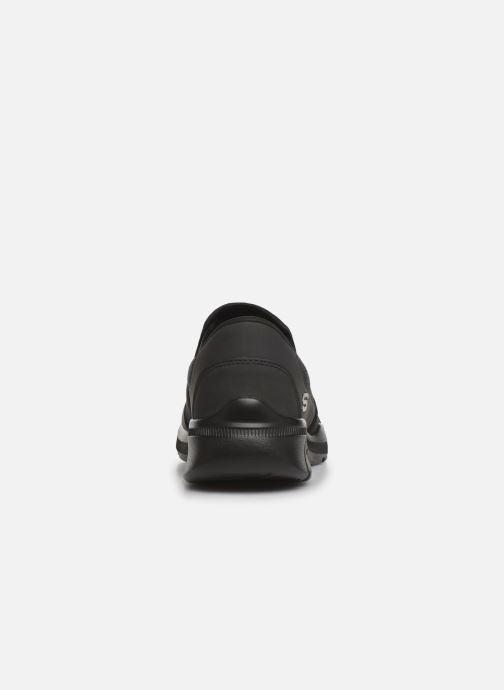 Baskets Skechers Equalizer 3.0 Bluegate Noir vue droite