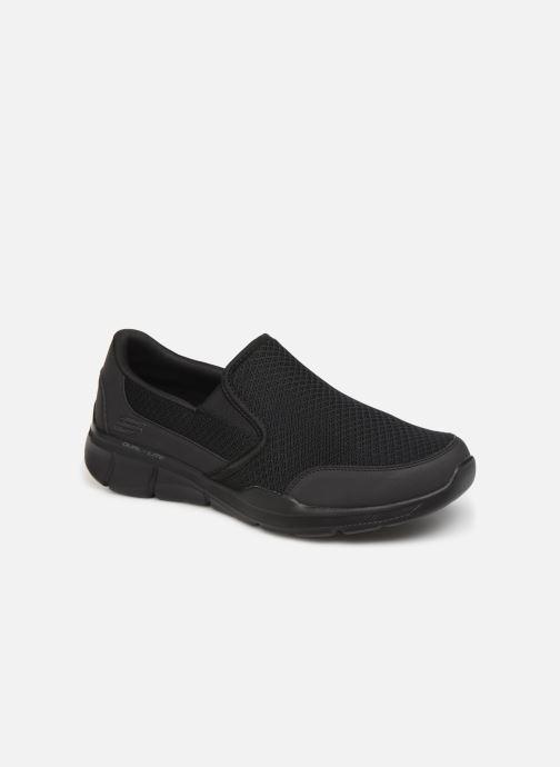 Sneakers Skechers Equalizer 3.0 Bluegate Sort detaljeret billede af skoene
