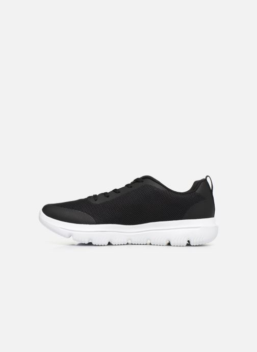 Chaussures de sport Skechers Go Walk Evolution Ultra Canyon Noir vue face