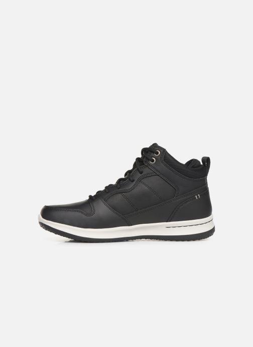 Baskets Skechers Delson Selecto Noir vue face