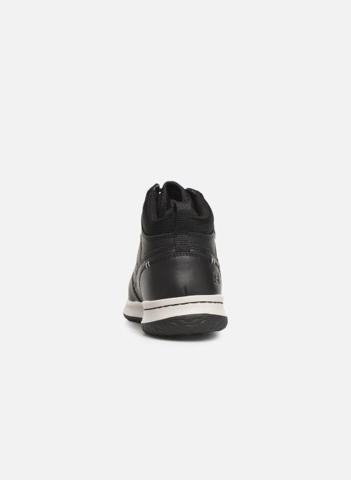 Baskets Skechers Delson Selecto Noir vue droite