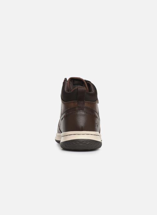 Sneakers Skechers Delson Selecto Bruin rechts