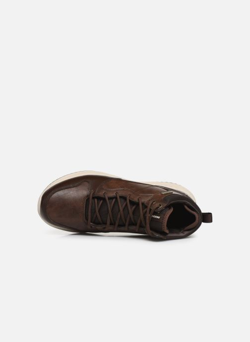 Sneakers Skechers Delson Selecto Bruin links