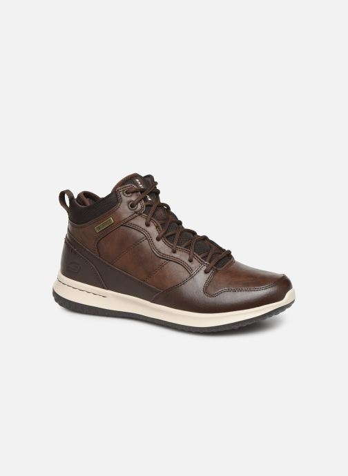 Sneakers Skechers Delson Selecto Bruin detail