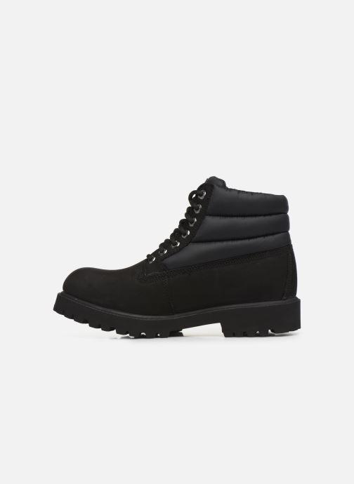 Bottines et boots Skechers Sergeants Verno Noir vue face