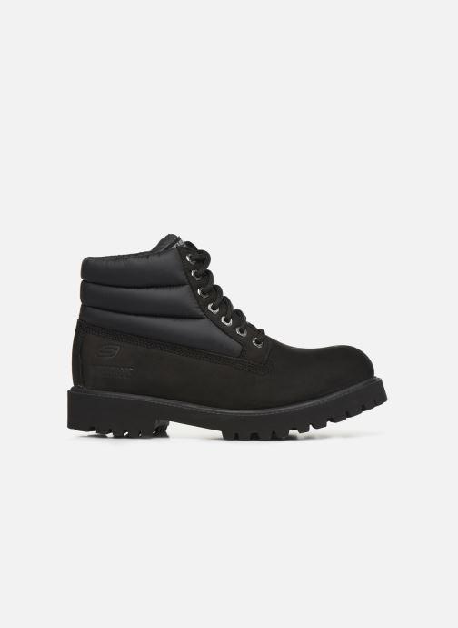 Bottines et boots Skechers Sergeants Verno Noir vue derrière