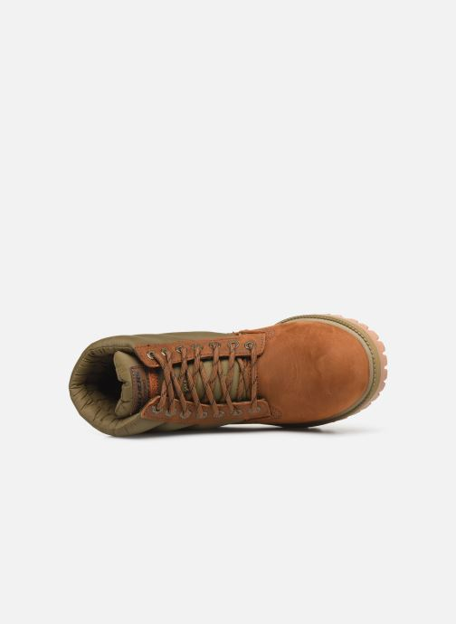 Ankle boots Skechers Sergeants Verno Brown view from the left