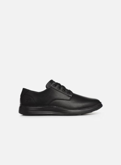 Sneakers Skechers Status 2.0 Arleno Sort se bagfra