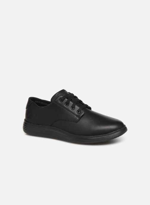 Sneakers Skechers Status 2.0 Arleno Sort detaljeret billede af skoene