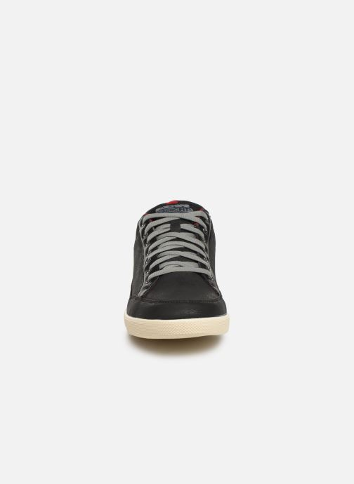Baskets Skechers Placer Maneco Noir vue portées chaussures