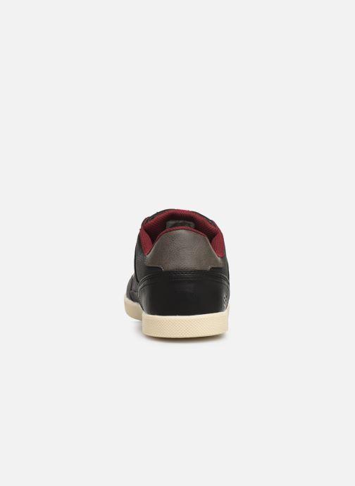 Baskets Skechers Placer Maneco Noir vue droite