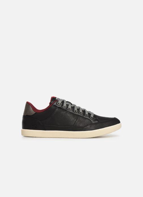 Baskets Skechers Placer Maneco Noir vue derrière