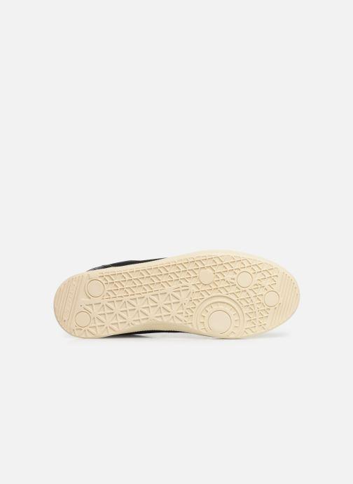 Baskets Skechers Placer Maneco Noir vue haut