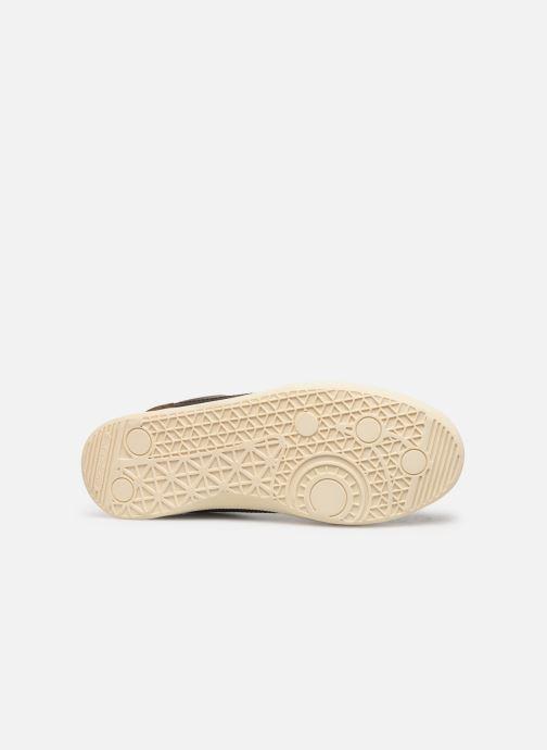 Baskets Skechers Placer Maneco Marron vue haut