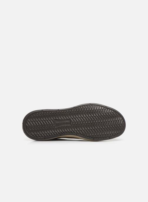 Sneakers Skechers Moreno Gustom Brun se foroven