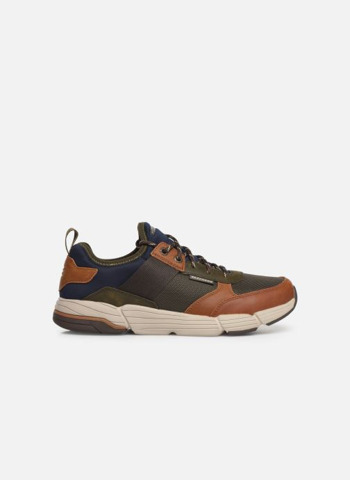 Sneaker Skechers Metco Parken mehrfarbig ansicht von hinten