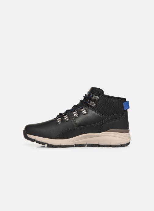 Sneakers Skechers Volero Merix Nero immagine frontale