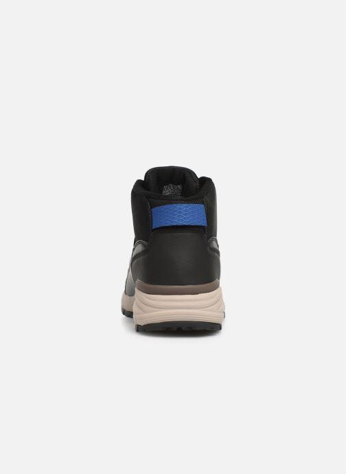 Sneakers Skechers Volero Merix Nero immagine destra