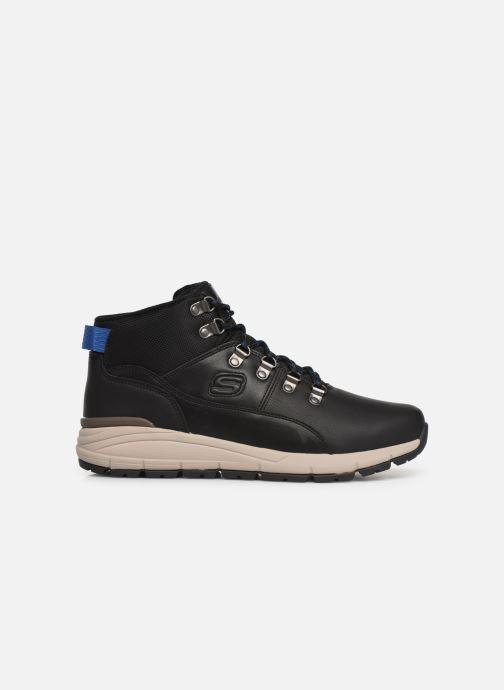 Sneakers Skechers Volero Merix Nero immagine posteriore