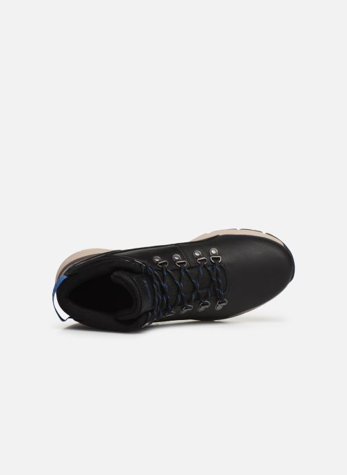 Sneakers Skechers Volero Merix Nero immagine sinistra