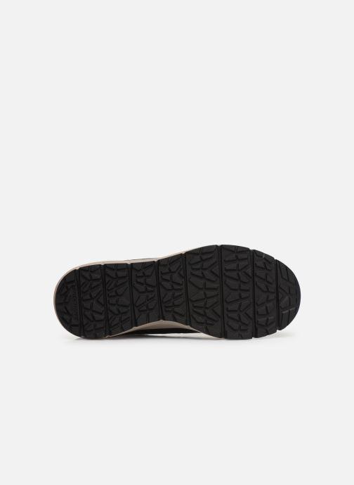 Sneakers Skechers Volero Merix Nero immagine dall'alto