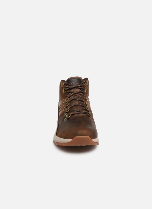 Sneakers Skechers Volero Merix Brun se skoene på