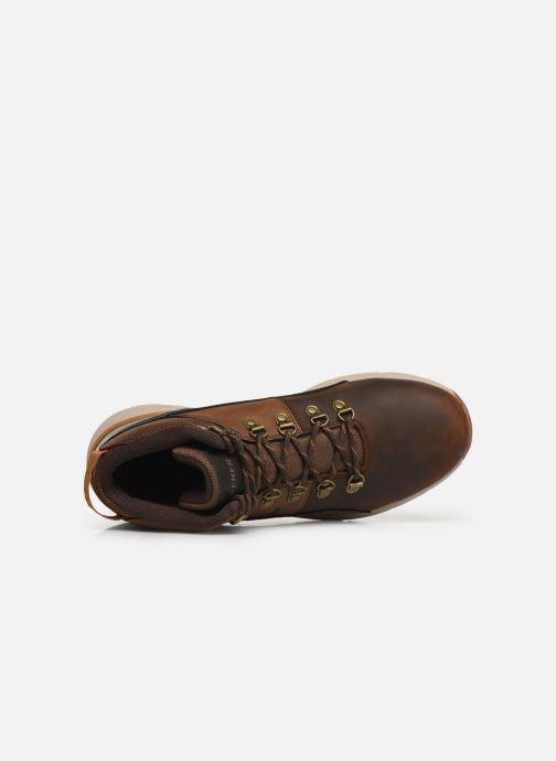 Sneakers Skechers Volero Merix Brun se fra venstre