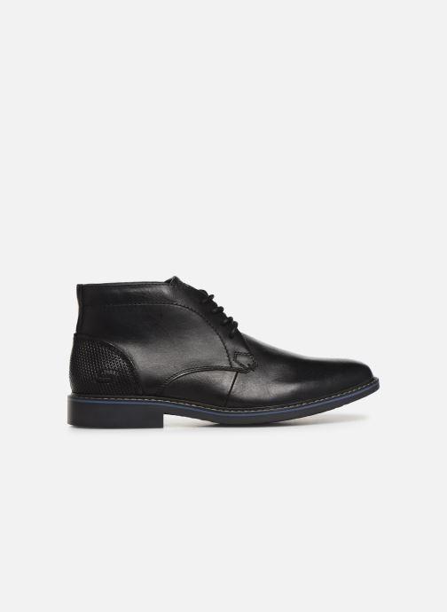 Zapatos con cordones Skechers Bregman Calsen Negro vistra trasera